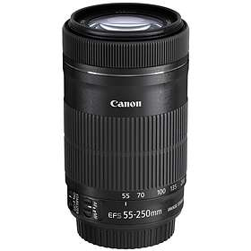 Canon EF-S 55-250/4,0-5,6 IS STM