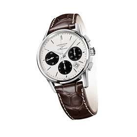 Longines Column-Wheel Chronograph L2.733.4.02.2