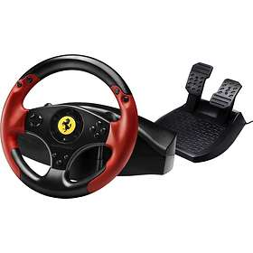 Thrustmaster Ferrari Racing Wheel - Red Legend Edition (PC/PS3)