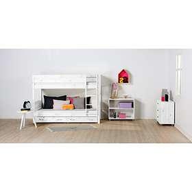 Flexa Basic Trendy Våningssäng 90x200cm