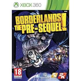 Borderlands: The Pre-Sequel!