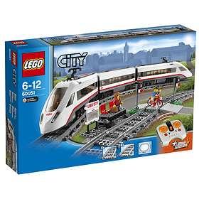 LEGO City 60051 Höghastighetståg