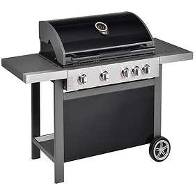 Jamie Oliver Home Grill Chef + Side BBQ (4 Burner)