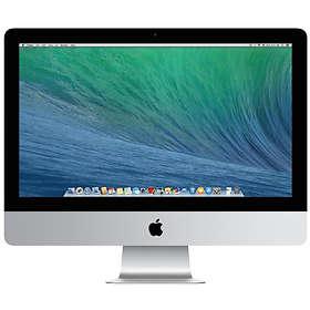 """Apple iMac  - 1.4GHz DC 8GB 500GB 21.5"""""""