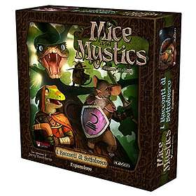 Plaid Hat Games Mice and Mystics: Downwood Tales (exp.)