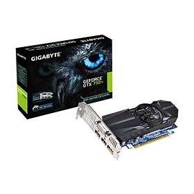 Gigabyte GeForce GTX 750 Ti OC 2xHDMI DP 2GB