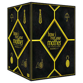 How I Met Your Mother - The Whole Story - Säsong 1-9