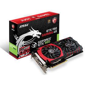 MSI GeForce GTX 980 Gaming HDMI 3xDP 4GB