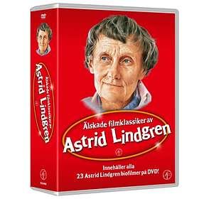 Älskade Filmklassiker Av Astrid Lindgren - Alla 23 Filmer