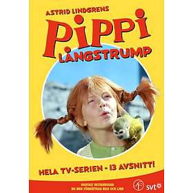 Pippi Långstrump - TV-serien (Remastered)