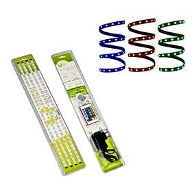 Teknikproffset LED-Strip RGB Kit SMD 5050 (2m)