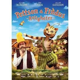 Pettson & Findus: Roligheter