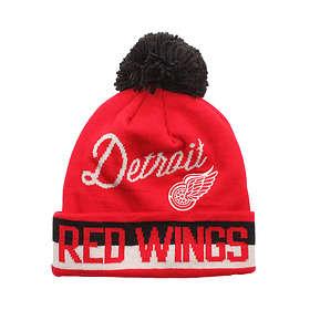 Reebok Detroit Red Wings Retro Cuffed Knit