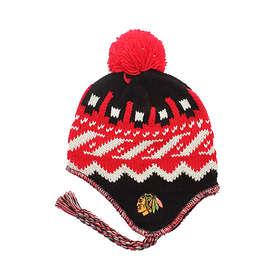 Reebok Chicago Blackhawks Tassle Knit