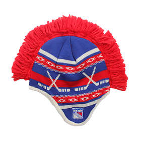 Reebok NY Rangers Mohawk Knit