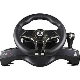 Venom Hurricane Steering Wheel (PS4/PS3)