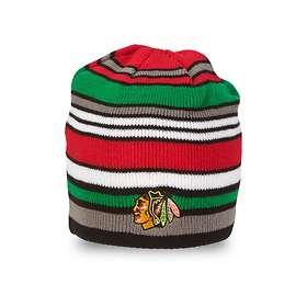 Reebok Chicago Blackhawks Cuffless Stripe