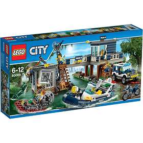 LEGO City 60069 Träskpolisstation