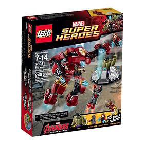 LEGO Super Heroes 76031 Marvel Hulkens Jägardräkt