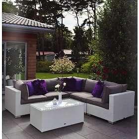 Mellby Garden Grupp Queen 110x60cm (inkl. Hörnsoffa)