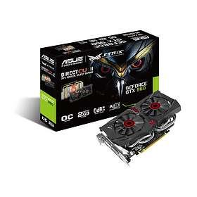 Asus GeForce GTX 960 Strix DirectCU II OC HDMI 3xDP 2GB
