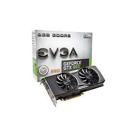 EVGA GeForce GTX 960 SSC ACX 2.0+ HDMI 3xDP 2GB