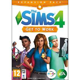 The Sims 4 Expansion: Get to Work