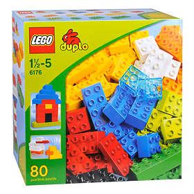 LEGO Duplo 6176 Basic Klossar Deluxe