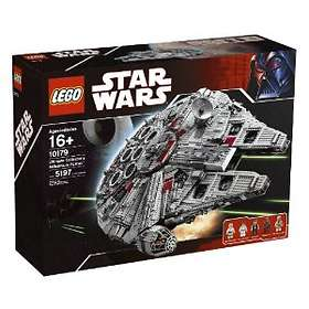 LEGO Star Wars 10179 Ultimate Collectors Millennium Falcon