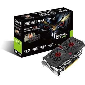 Asus GeForce GTX 960 Strix DirectCU II OC HDMI 3xDP 4GB