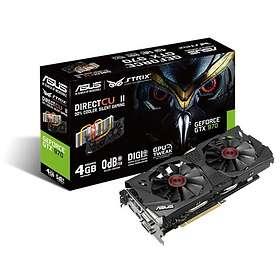 Asus GeForce GTX 970 Strix DirectCU II HDMI DP 2xDVI 4GB