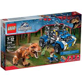 LEGO Jurassic World 75918 T.rex - Spårare