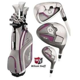 Wilson Profile XLS Ladies with Cart Bag