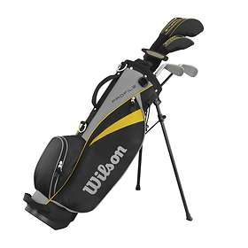 Wilson Profile Junior (8-11 Yrs) with Carry Stand Bag