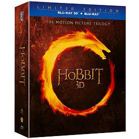 Hobbit - Limited Edition Trilogy (3D)