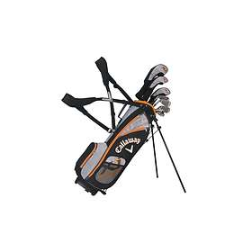 Callaway XJ Hot Junior Boys (9-12 Yrs) with Carry Stand Bag
