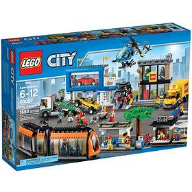 LEGO City 60097 Torget