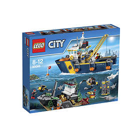 LEGO City 60095 Deep Sea Explorers Djuphavsforskningsfartyg