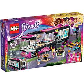 LEGO Friends 41106 Popstjärnornas Turnébuss