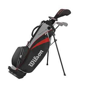Wilson 15 Profile Junior (5-8 Yrs) with Carry Stand Bag