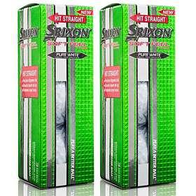 Srixon Soft Feel (6 bollar)