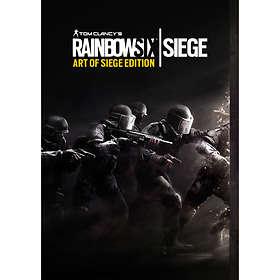 Tom Clancy's Rainbow Six: Siege - The Art of Siege Edition