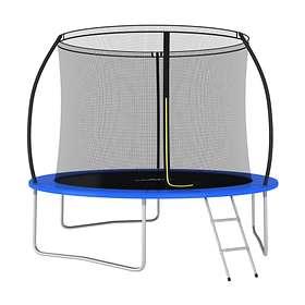 vidaXL Trampoline With Enclosure 305cm