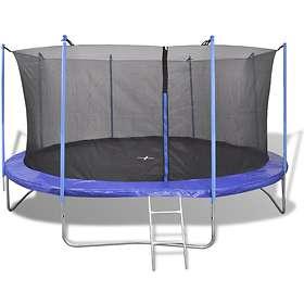 vidaXL Trampoline With Enclosure 427cm