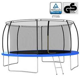 vidaXL Trampoline With Enclosure 460cm