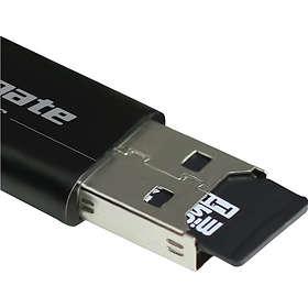 Promate Kitkater OTG Card Reader for microSD