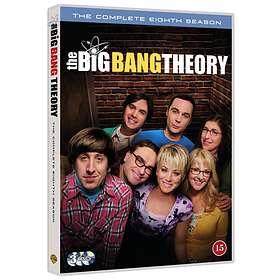 The Big Bang Theory - Säsong 8
