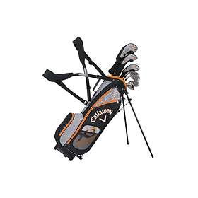 Callaway XJ Hot Junior Boys (5-8 Yrs) with Carry Stand Bag