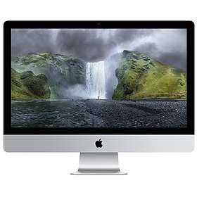 """Apple iMac  - 3.3GHz QC 8GB 1TB 27"""""""
