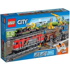 LEGO City 60098 Tåg För Tung Frakt